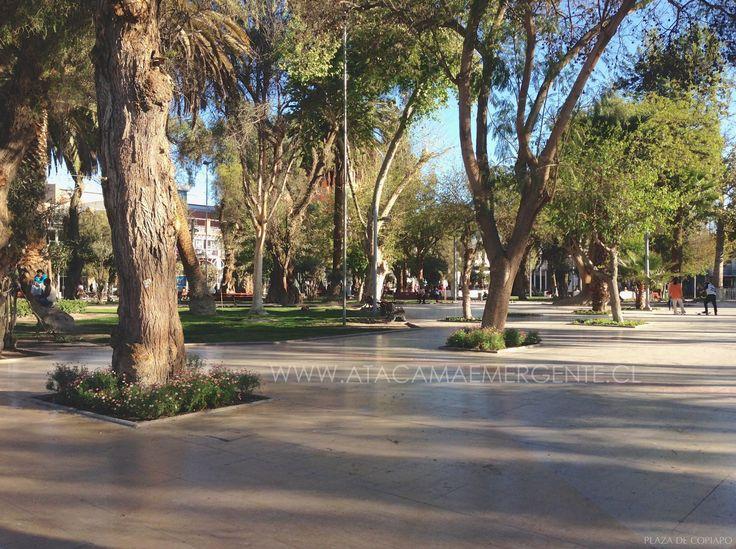 Plaza de Copiapó