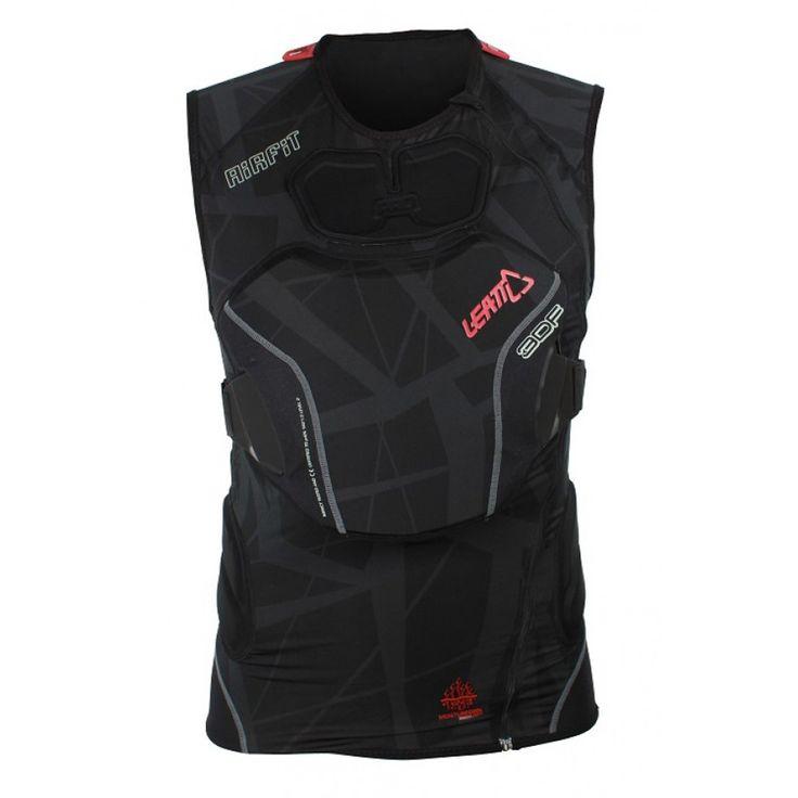2014 Leatt 3DF Airfit Body Vest - 2014 Leatt Body Protection - 2014 Motocross Gear - by Leatt - 2014 Leatt 3DF Airfit Body