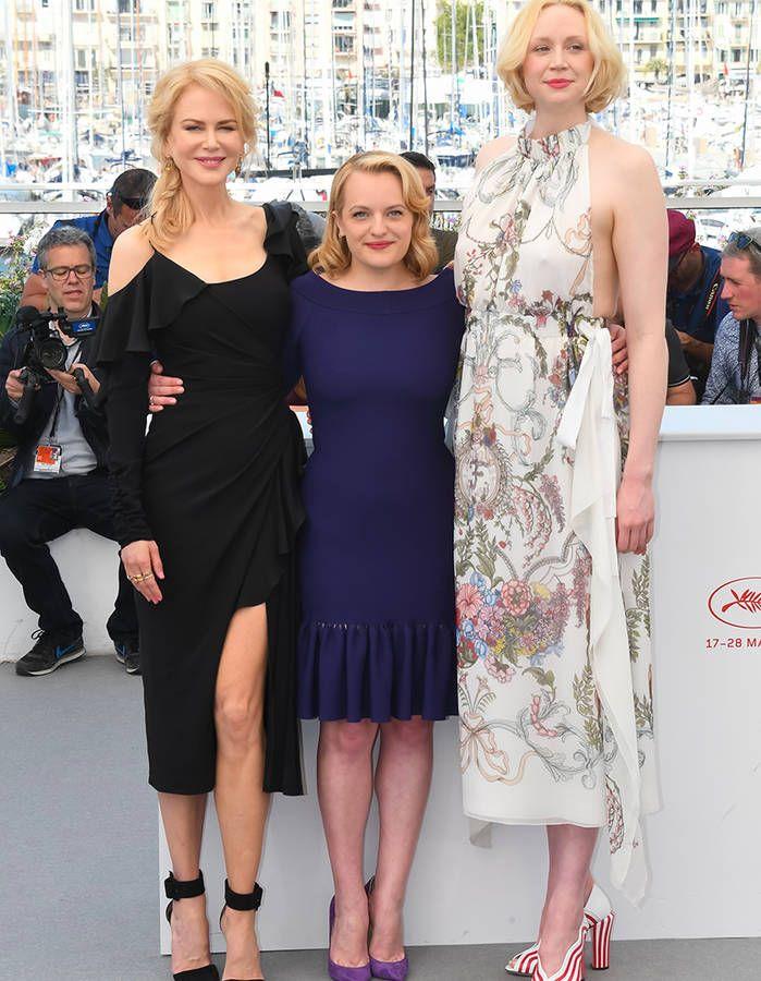 "Cannes 2017 : Nicole Kidman, Gwendoline Christie et Elizabeth Moss présentent ""Top of the Lake : China Girl"""