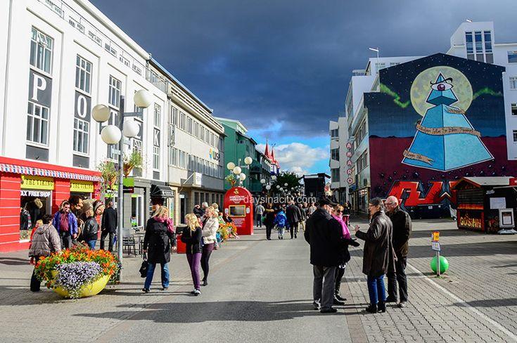 Akureyri, Iceland's second largest city