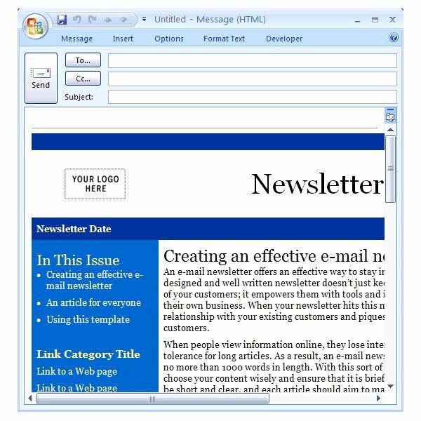 Free Office Newsletter Templates Elegant Downloading The Best Free Artist Templates For Coo Email Newsletter Template Newsletter Templates Free Email Templates