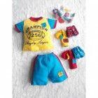 Baju bayi laki-laki branded champion untuk anak usia maksimal 12bln atau maksimal 12 kg