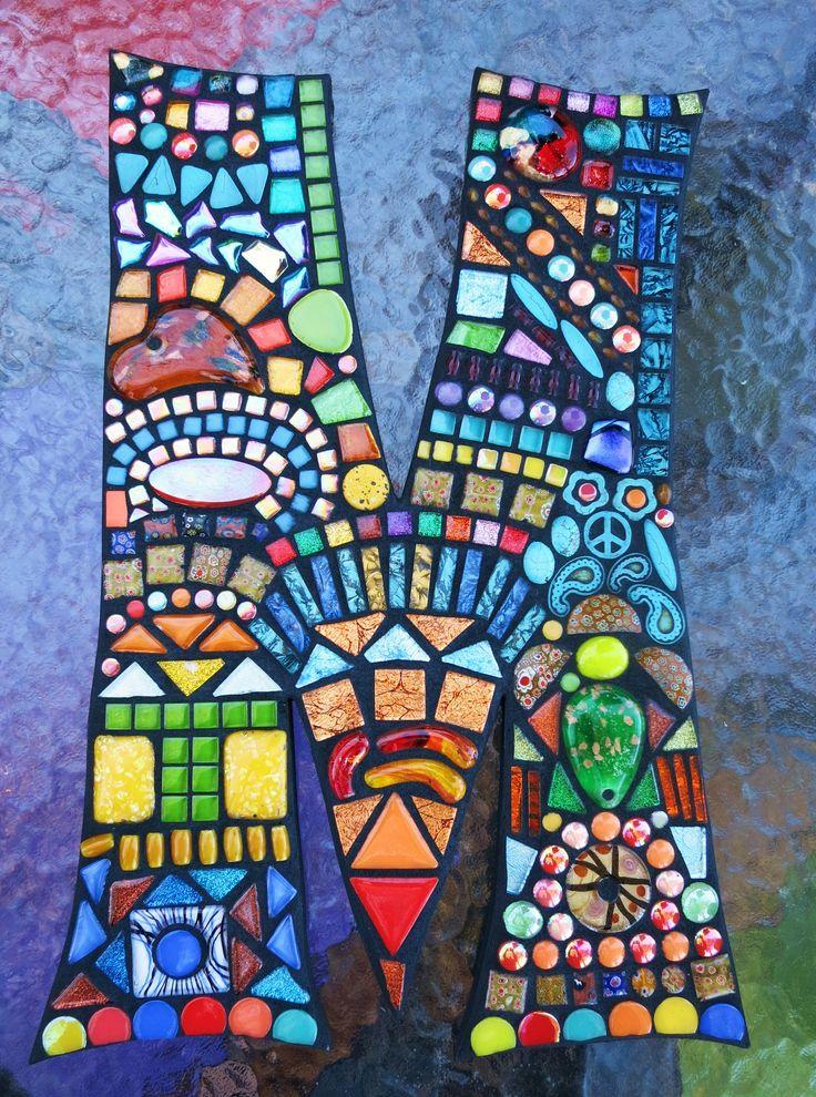 Created By Tina Wise Crackin Mosaics Custom Mosaics
