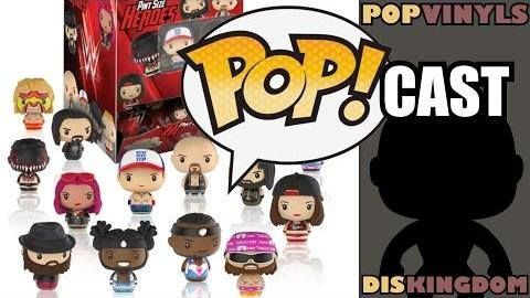 In this episode of the Popcast, Roger & Travis share their thoughts on this weeks Funko news including new WWE Pint Sized Heroes, New Lord of the Rings Pop Vinyls, Attack of the Titans figures and the latest Dorbz featuring characters from Planet of the Apes.  VISIT ONLINE -  http://www.DisKingdom.com http://www.PopVinyls.com #funkopop #funkopops #funko #funkos #popvinyl #funkopopvinyl #funkopopvinyls #funkopopvinylfigure #funkopopvinylfigures #funkopopvinyltoy #funkopopvinyladdiction…