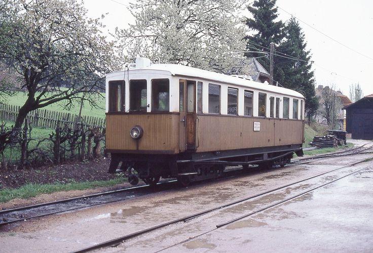 Tramways du Renon ou Rittnerbahn (Italie)