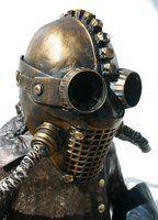 Tesla Guard Mask close up by impsandthings on deviantART