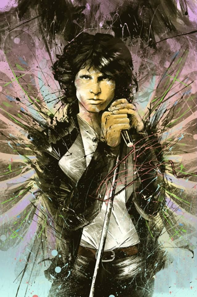 Jim Morrison, Break on Through (To the Other Side).
