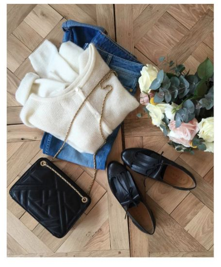 Sezane / Morgane Sezalory #sezane #morganesezalory #bergamotte #fleurs #combo #mix #jolimix #instagram