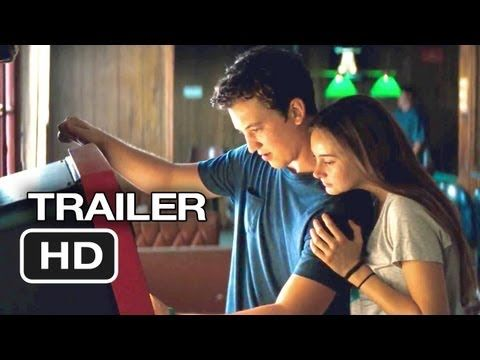 Trailer to 'The Spectacular Now'. Looks like a very good coming of age film with a great supporting cast.