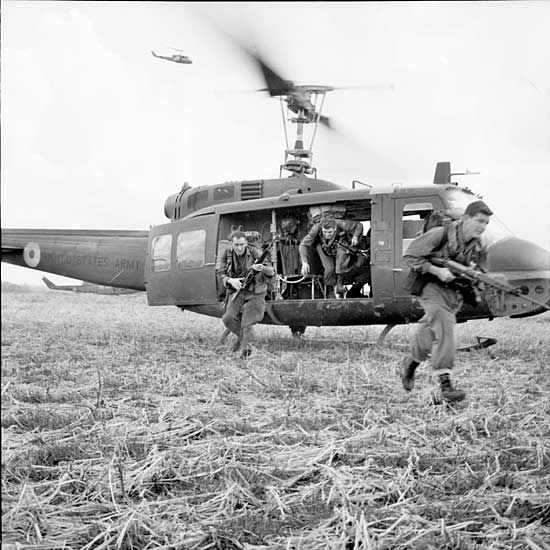 Vietnam war and australia essays