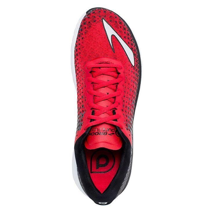 Chaussure de course homme Brooks Pureflow 5 men's running shoes Soccer Sport Fitness #soccersportfitness #brooksrunning #brooks #running #sport #fitness #courir #courseapied