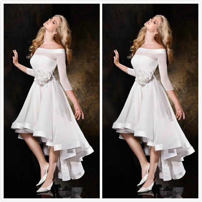 1000+ Ideas About Bateau Wedding Dress On Pinterest