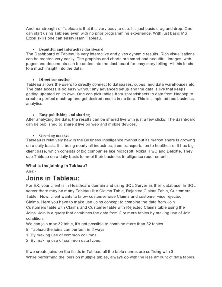 Superb Here Are Some Interivew Questions On Tableau.VTP Provides Tableau Online  Training.Join VTP. Interview QuestionsJoinTraining1CoachingWork ...