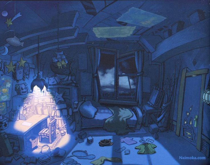 Sora's Room