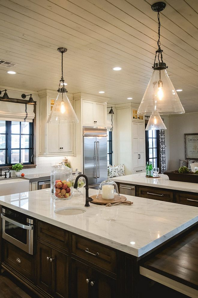 The Glass Cone Lighting Is Rosedale Pendant From Ethan
