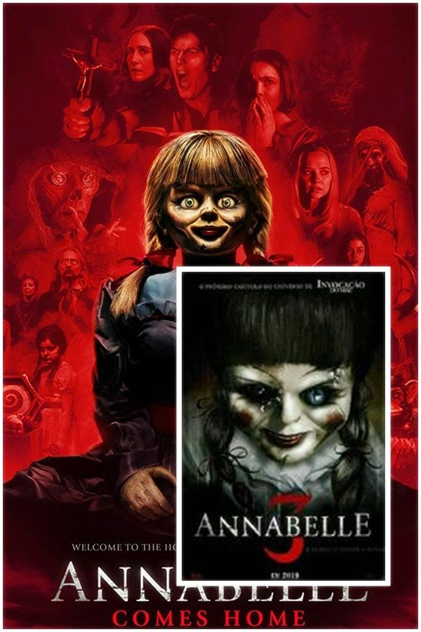 Ver Annabelle 3 Vuelve A Casa 2019 P E L I C U L A Hd Completa Films Complets Film Streaming Vf