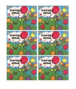 Truffula Seeds printable | Ashley baby shower | Pinterest ...