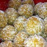 recipe-Apricot Balls