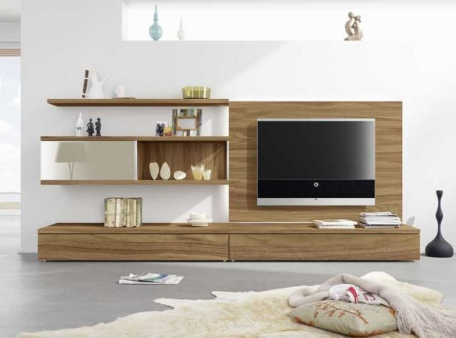 Tv And Media Wall Units: Best 25+ Modern Tv Wall Ideas On Pinterest
