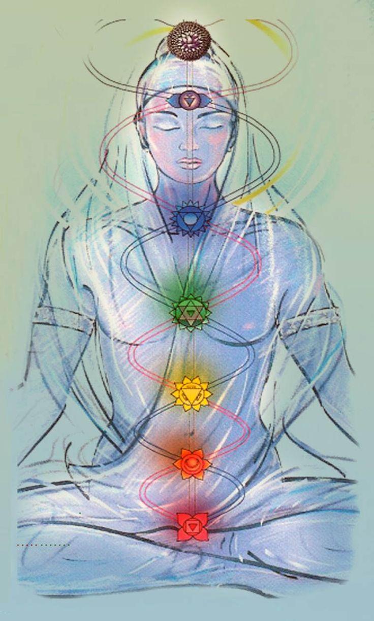 Ejercicio para alinear tus chakras