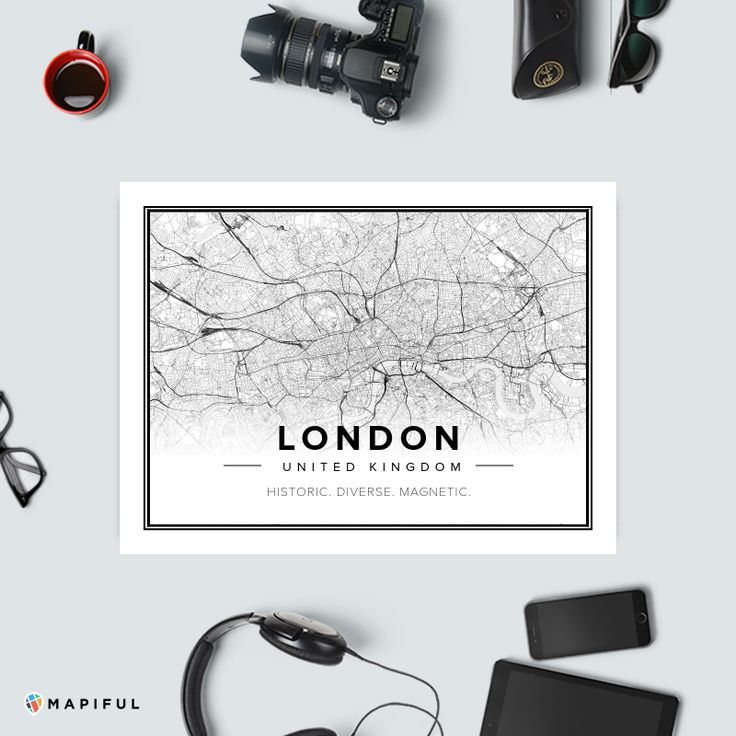 The 25 best london themed christmas gift ideas on pinterest this custom london poster i made from mapiful is just one of my travel themed gift recommendations click through to check out my 2015 holiday gift guide negle Choice Image