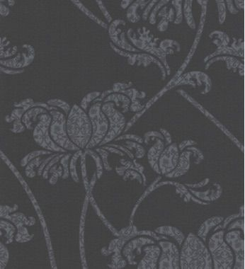 Alice black/graphite represents simplicity and demonstrates that florals don't have to be all about colour. This wallpaper is only $59 per roll available at www.wallcandywallpaper.com.au