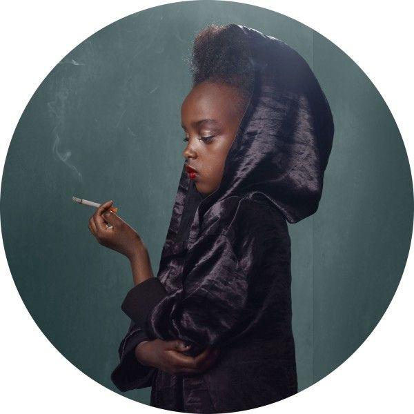 """Frieke Jannsens """"Smoking Kids"""" Series"""