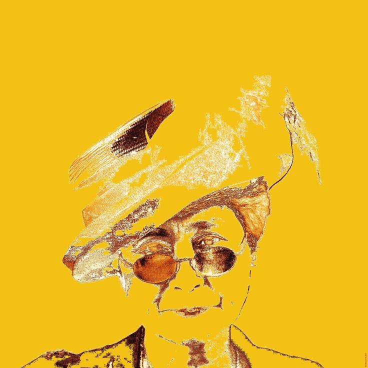 Graphics Yoko Ono (4)