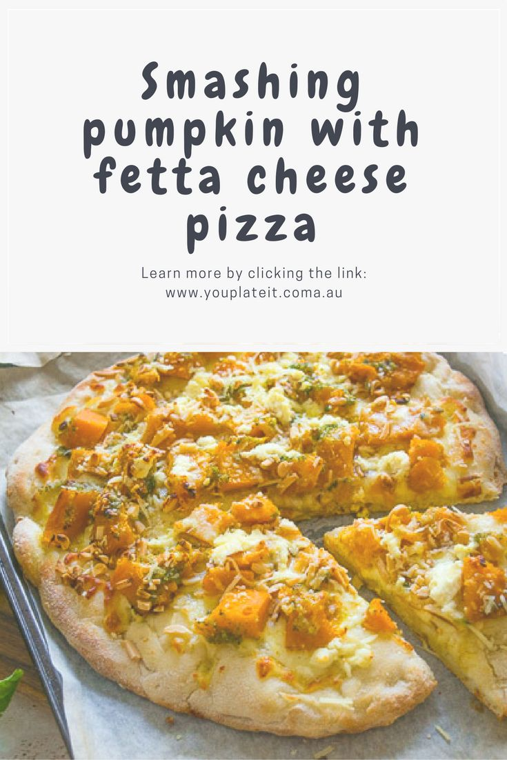 Smashing Pumpkin with Fetta Cheese Pizza Inspired by The Golden Greek – Theo Kalogeracos  We present another smash hit from The Golden Greek and the very popular Theo & Co Pizzeria – find them in Leederville or East Vic Park! With 3 cheeses and a healthy serve of sweet roast pumpkin, there is much to love about this recipe. Share the moment #youplateit on Facebook or Instagram.   #dinner #easydinner