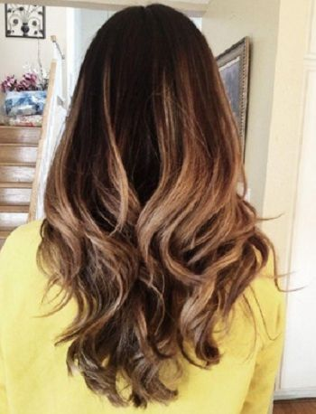 10 Hair Coloring Idea for Indian hair, Dark brown hair and Indian skin tone