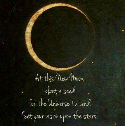 new moon ritual - Google Search