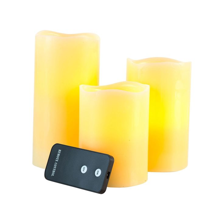 Pajoma LED Candles Set of 3 55190 ** Find out more at the image link. #OutdoorLighting
