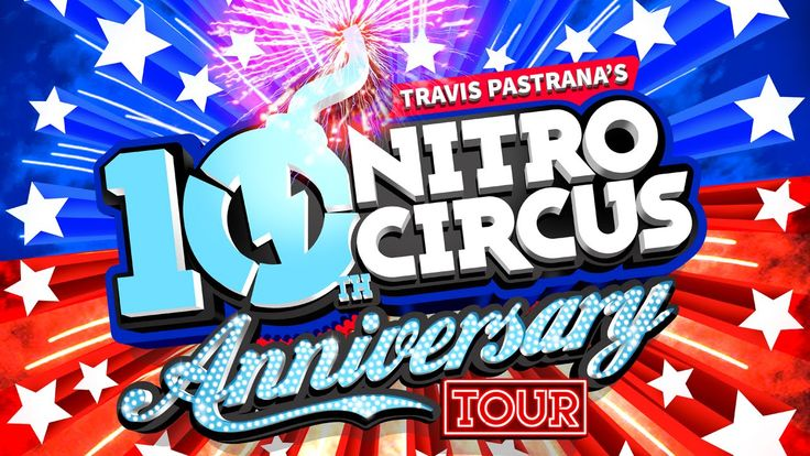 nice The Nitro Party of the Decade is coming to Australia in 2016!