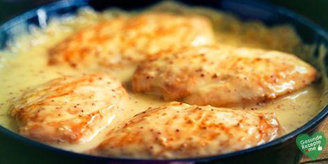 Hähnchenbrust-Frischkäse-Ragout, low carb Diät rezept