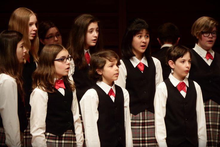 Calgary Children's Choir in concert 2015