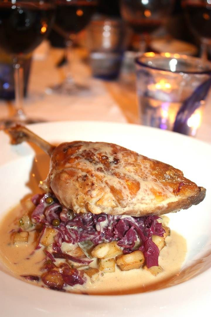 The La Mouette French Feast