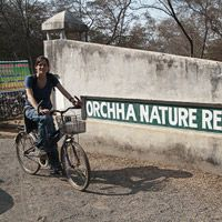 Diario de viaje 12 – Pedaleando por Orchha