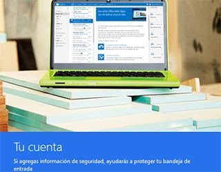 iniciar sesion cuenta Microsoft