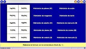 Formulación de Química Inorgánica - Ibercaja Aula en Red
