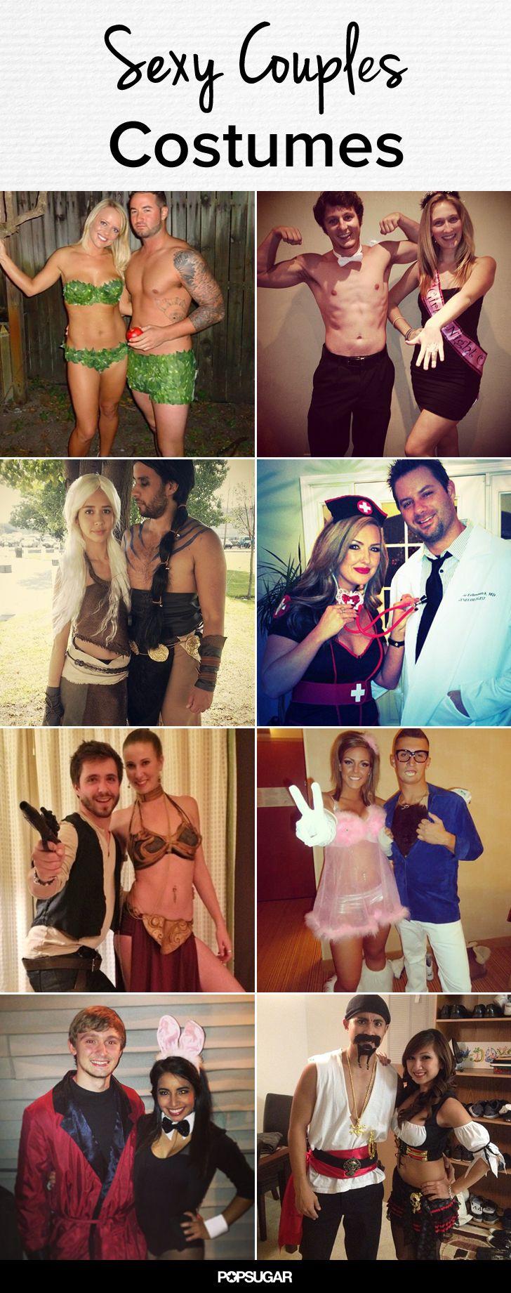 50+ Sexy Halloween Couples Costume Ideas