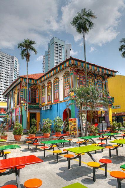 Lo mejor de Cultura en Singapur Casa de Tan Teng Niah en Little India, Singapur. Vea nuestra guía a Singapur a la cultura de viaje