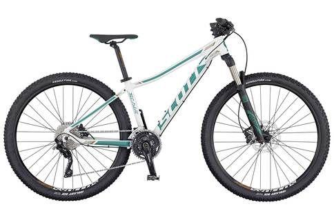 Scott Contessa Scale 720 2017 Womens Mountain Bike White Green
