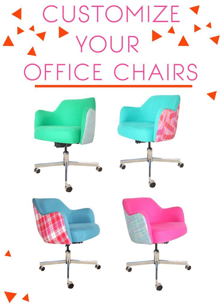 71 best sillas de oficina images on pinterest chairs for Silla secretarial