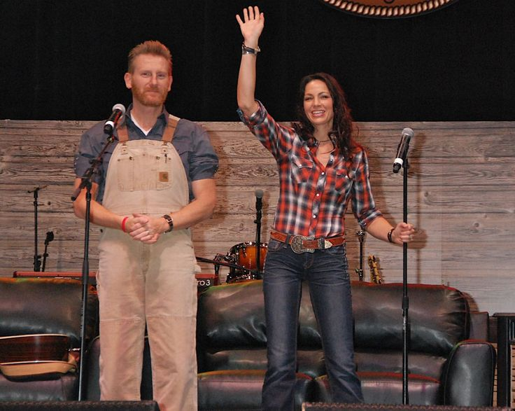 If you need some consolation over the death of country singer Joey Martin Feek, who died today at age 40 after battling cancer, there's no one better to go to than… Joey Martin Feek.  The marital/musical duo Joey + Rory leaned very much toward the traditional side of country music, and that included