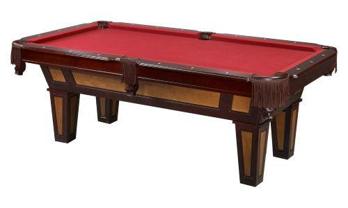 7 foot pool table
