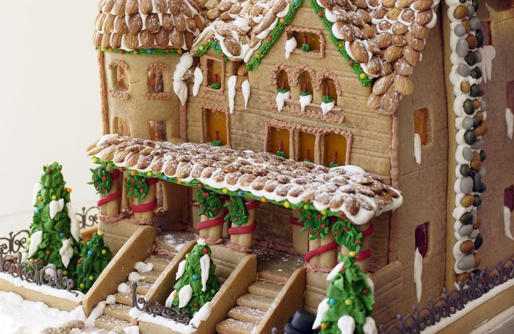 67 Best Images About ♨ Gingerbread Houses ♨ On Pinterest