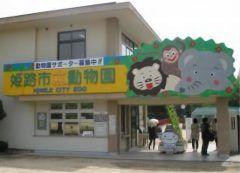 兵庫で動物園といえば神戸市の王子動物園が有名だけど姫路市の姫路市立動物園もいいですよ 姫路城が見える場所にあってのんびりとくつろげる動物園 もちろんゾウキリンホッキョクグマなどの定番の動物もいて動物とのふれあいを楽しめるコーナーもありますよ(_)v 大人が200円という良心的な入場料も魅力かな tags[兵庫県]