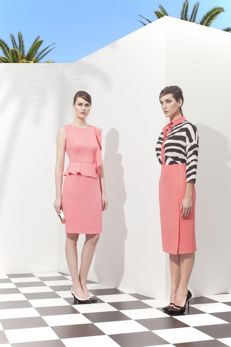 #ROMAN #RomanHazirGiyim #newseason #yenisezon #summer #summer2013 #yaz2013 #fashion #fashionable #moda #nice #style #trend #musthave #thebest #pink #dress #blackandwhite #shirt