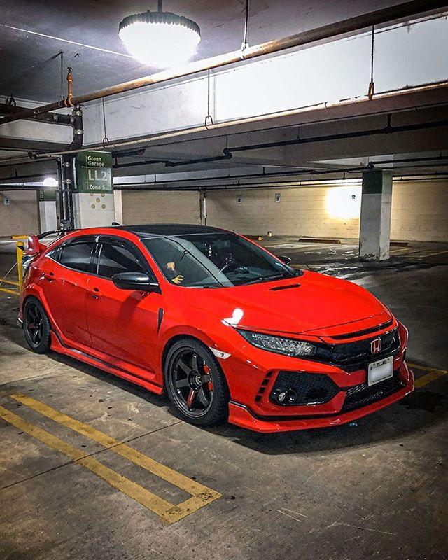 Fk8 Te37 : ❤️⠀, 📸:, @tonytone281⠀, •⠀, 1-480-966-3040⠀, Sales@vividracing.com⠀, #vividracing, #carswithoutlimits, #car…, Honda, Civic, Civic,