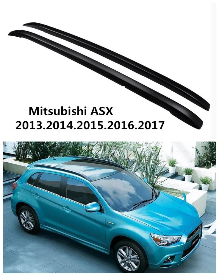 82.60$  Watch here - http://aliysc.shopchina.info/go.php?t=32764497795 - For Mitsubishi ASX 2013.2014.2015.2016.2017 Roof Racks Auto Luggage Rack High Quality Brand New Aluminum Car Accessories  #magazineonlinewebsite